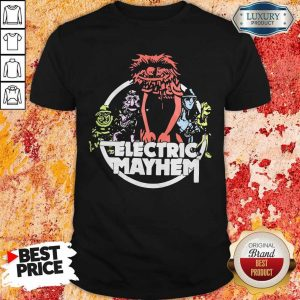 Funny Electric Mayhem Shirt