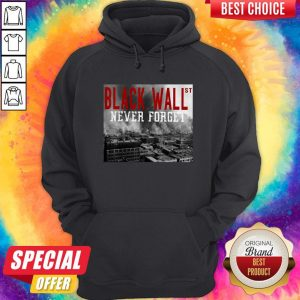 Official Black Wall St Never Forget City Hoodie