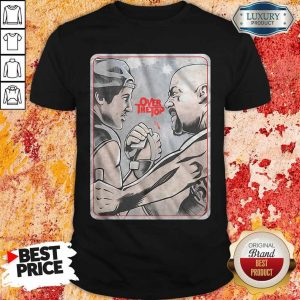 Premium Lincoln Hawk vs Bull Hurley Over The Top Shirt