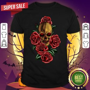 Mexican Day Of The Dead Sugar Skulls Shirt