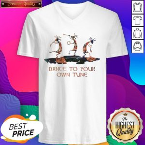 Premium Dance To Your Own Tune V-neck