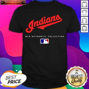 Cleveland Indians MLB Authentic Collection Shirt- Design By Sheenytee.com
