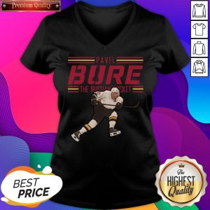 Nice Pavel Bure The Russian Rocket Play V-neck- Design By Sheenytee.com
