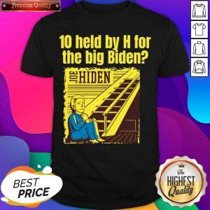 Official Big Biden Highlight Of The Second Debate 2020 Shirt- Design By Sheenytee.com