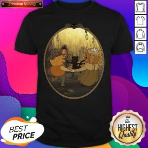 Dancing Time At The Huskin' Bee Halloween Day Shirt