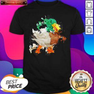 Funny Duck Lover Mom Dad Animal Halloween Shirt