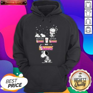 I Am A Simple Woman Heart Dunkin Donuts Hoodie