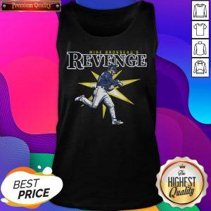 Official Mike Brosseau's Revenge Shirt Tampa Bay Baseball Tank Top