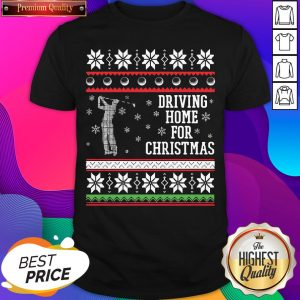 Diving Home For Ugly Christmas Classic Men's T-Shirt- Design By Sheenytee.com