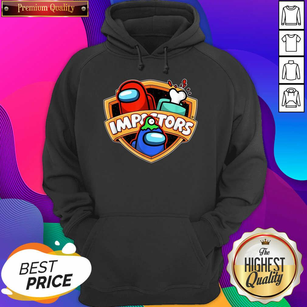 Imposter Impostor Among Game Us Sus Gift Hoodie- Design By Sheenytee.com