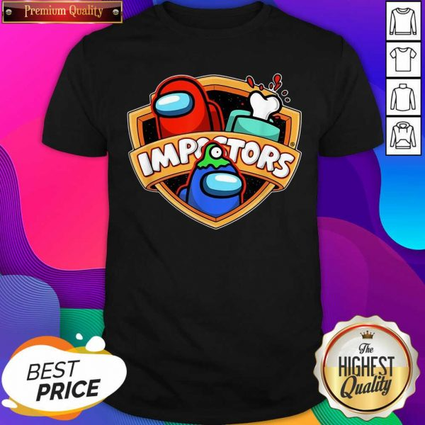 Imposter Impostor Among Game Us Sus Gift Shirt- Design By Sheenytee.com