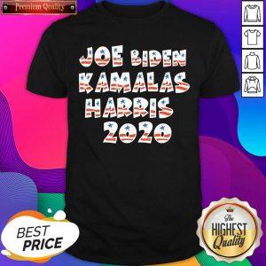 Joe Biden Kamala Harris 2020 Election Democrat Liberal Shirt- Design By Sheenytee.com
