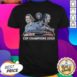 Official Lavelle & Mewis Man City 2020 Cup Champions Legend Classic Men's T-Shirt- Design By Sheenytee.com