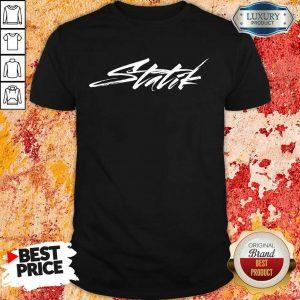 Cross Statikleo Statik 37 Logo Shirt - Design by Sheenytee.com