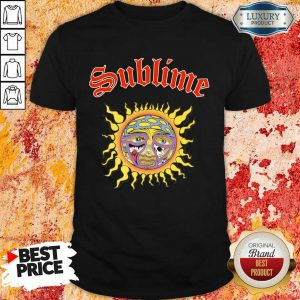 Intrigued Sublime 1 Sun Shirt - Design by Sheenytee.com