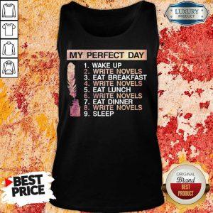 Awesome Writer My Perfect Day Sweatshirt