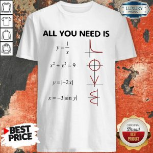 Original All You Need Is LOVE Shirt