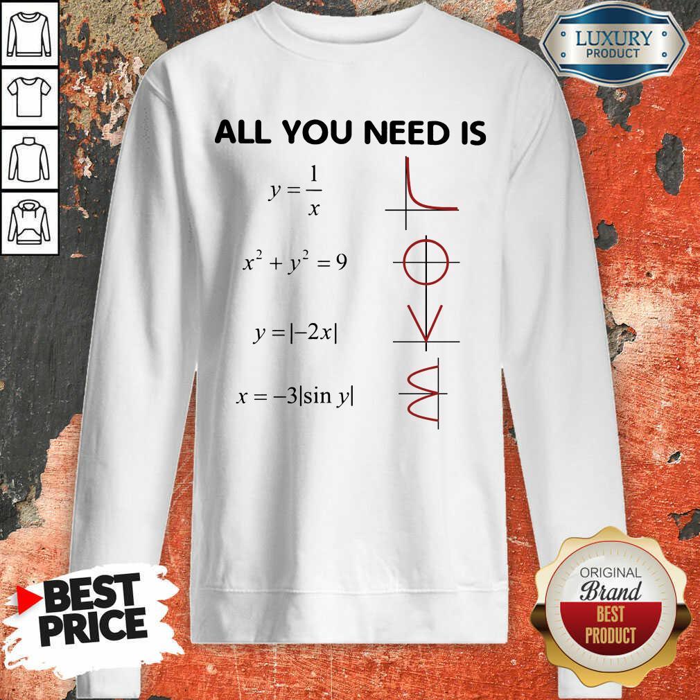 Original All You Need Is LOVE Sweatshirt