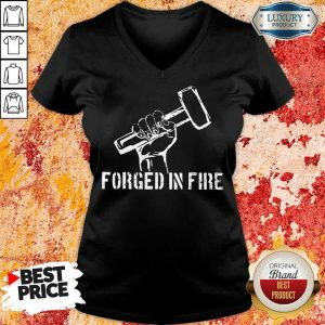 Forged In Fire V-neck